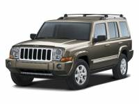 Pre-Owned 2008 Jeep Commander 4WD 4dr Sport Four Wheel Drive SUV