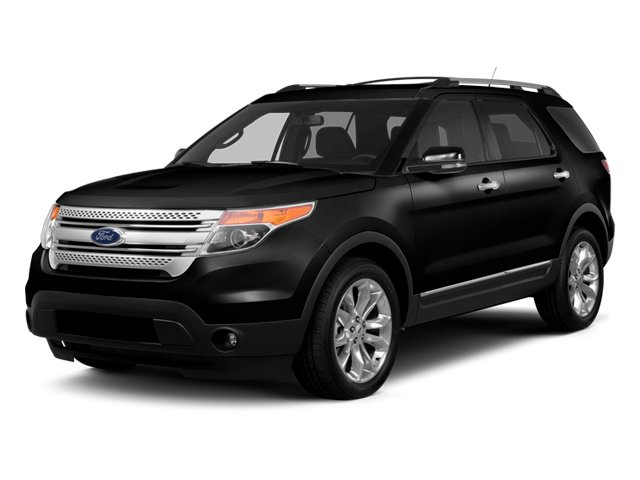 Photo 2014 Ford Explorer XLT - Ford dealer in Amarillo TX  Used Ford dealership serving Dumas Lubbock Plainview Pampa TX