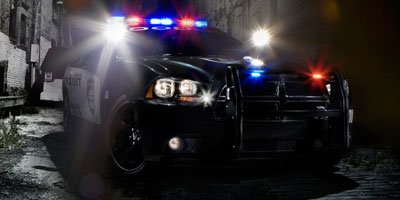 Photo PRE-OWNED 2013 DODGE CHARGER POLICE RWD 4DR CAR
