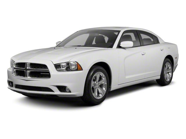 Photo PRE-OWNED 2012 DODGE CHARGER POLICE RWD 4DR CAR