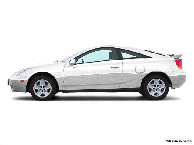 Photo Used 2002 Toyota Celica GT Hatchback Front-wheel Drive in Cockeysville, MD