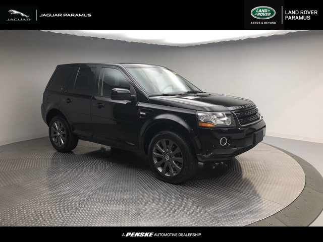 Photo Pre-Owned 2014 Land Rover LR2 4DR AWD Four Wheel Drive SUV