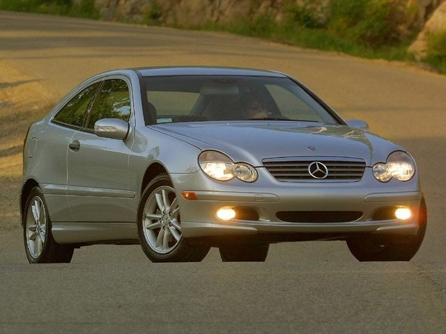 Photo Home of the 500 Price Beat Guarantee 2002 Mercedes-Benz C-Class C 230 Coupe