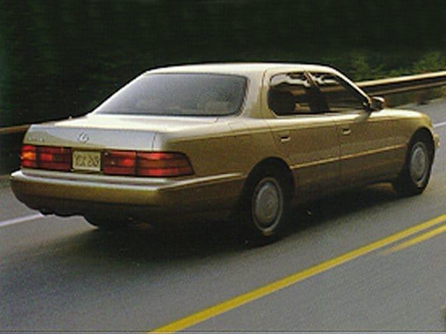 Photo 1993 LEXUS LS 400 400 Sedan