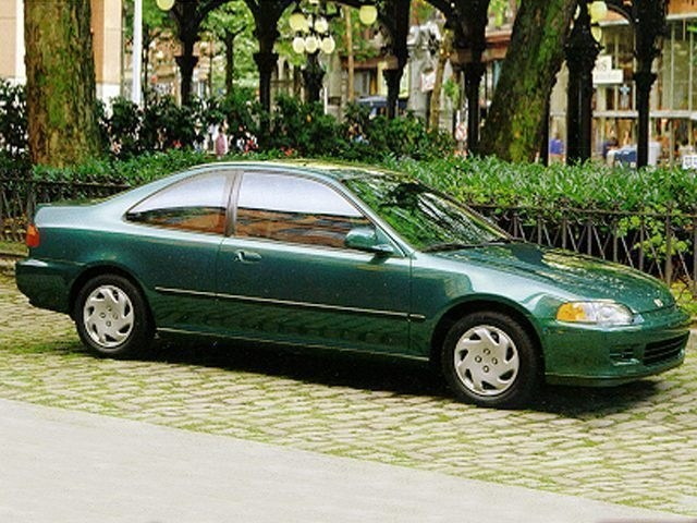 Photo Pre-Owned 1995 Honda Civic EX Coupe in St Augustine FL