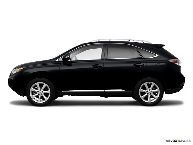 Photo Used 2010 LEXUS RX 350 SUV 6-Cylinder DOHC VVT-i 24V in Red Hill, PA