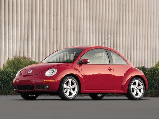 Photo Pre-Owned 2010 Volkswagen New Beetle 2.5L Hatchback For Sale  Raleigh NC