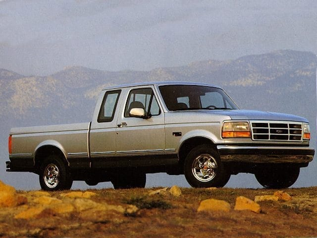 Photo Used 1993 Ford F-150 XL Truck for SALE in Albuquerque, NM