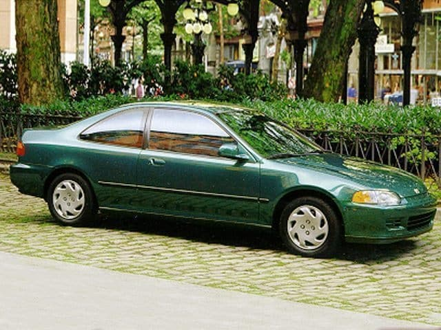 Photo Pre-Owned 1995 Honda Civic EX Coupe in Jacksonville FL