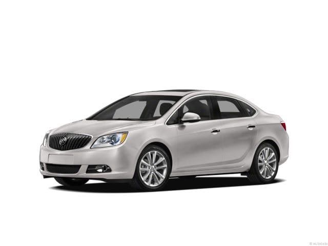Photo Used 2012 Buick Verano 4dr Sdn in Brunswick, OH, near Cleveland