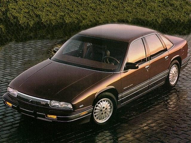 Photo 1993 Buick Regal Custom Sedan in Burnsville, MN.