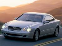 2002 Mercedes-Benz CL-Class CL 500 CL 500 Coupe in Norfolk