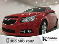 Pre-Owned 2012 Chevrolet Cruze LT Turbo+ w/1SB | Sunroof | Remote Start FWD 4dr Car