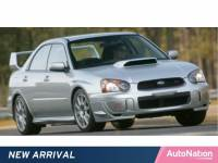 2005 Subaru Impreza WRX STi Base w/Silver-Painted Wheels Sedan