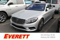 Pre-Owned 2016 Mercedes-Benz S 550 S 550 AWD