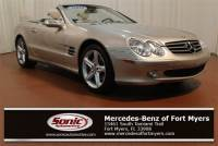 2004 Mercedes-Benz SL-Class 2dr Roadster 5.0L in Fort Myers