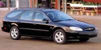 Pre-Owned 2002 Ford Taurus SE FWD Station Wagon