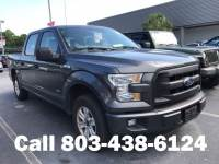 Pre-Owned 2016 Ford F-150 XL RWD 4D SuperCrew