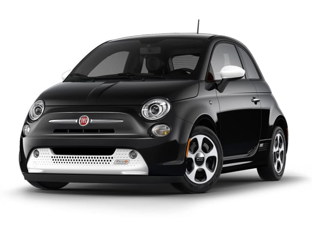 Photo Used 2013 FIAT 500e Battery Electric For Sale in Sunnyvale, CA