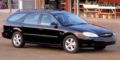 Photo Pre-Owned 2002 Ford Taurus SE FWD Station Wagon
