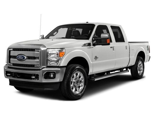 Photo 2016 Ford Super Duty F-250 SRW PLATINUM GA