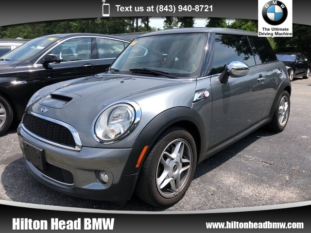 Photo 2007 MINI Cooper Hardtop S  Clean Local Trade In  6-Speed Manual Transmis Hatchback Front-wheel Drive