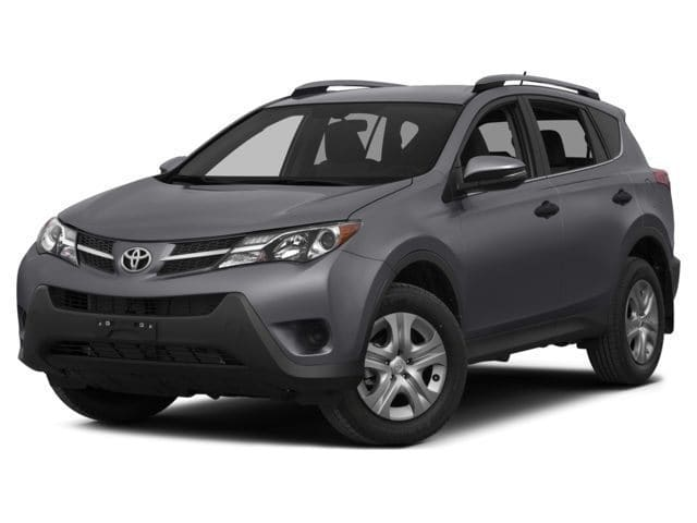Photo Used 2014 Toyota RAV4 Limited SUV All-wheel Drive for Sale in Riverhead, NY