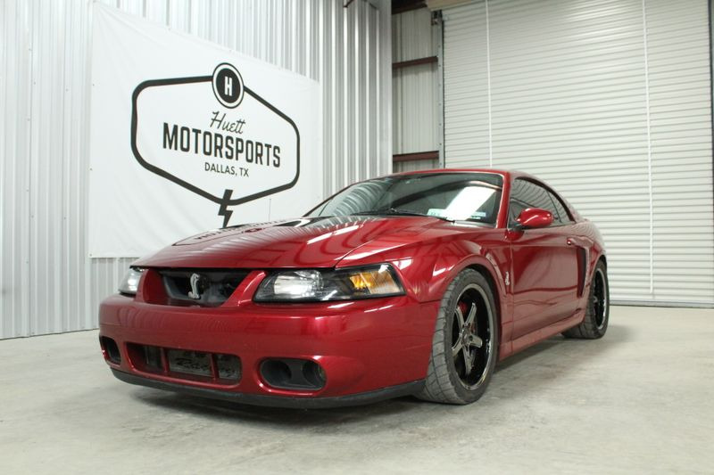 Photo Used 2003 Ford Mustang SVT Cobra