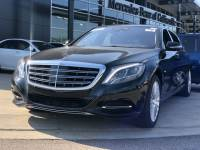 Pre-Owned 2016 Mercedes-Benz S 600