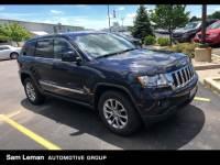 Used 2011 Jeep Grand Cherokee Laredo SUV in Bloomington, IL