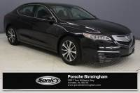 2015 Acura TLX Tech 4dr Sdn FWD