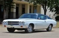 1970 Chevrolet Chevelle Malibu ALL ORIGINAL !!!! 55k miles !!!!