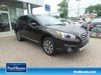 Certified Used 2017 Subaru Outback Touring For Sale in Doylestown PA - Serving Allentown, Jenkintown & Sellersville   4S4BSATC8H3264751