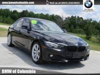 2015 BMW 3 Series 320i Special Edition Sedan Rear-wheel Drive