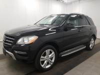 Pre-Owned 2015 Mercedes-Benz ML 350 4MATIC® SUV ML
