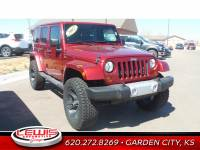2012 Jeep Wrangler Unlimited Sahara 4WD 4WD