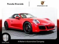 Pre-Owned 2017 Porsche 911 Targa 4 GTS
