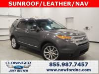 2015 Ford Explorer XLT SUNROOF/LEATHER/NAV in Hickory, NC | Charlotte Ford Explorer | Cloninger Ford of Hickory