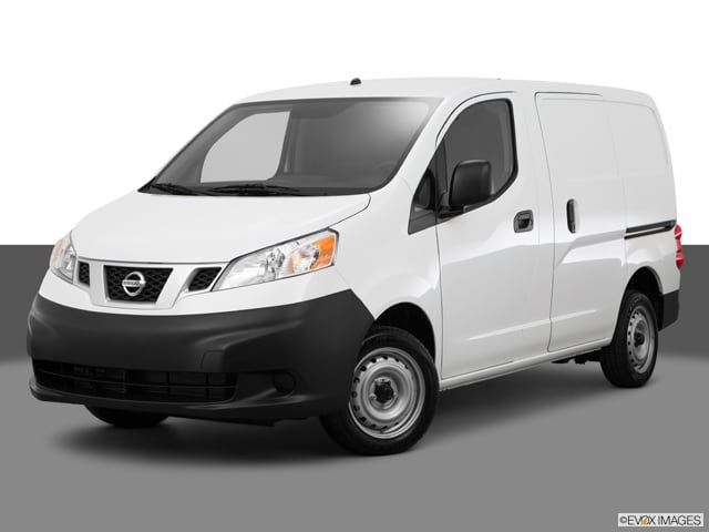 Photo Used 2015 Nissan NV200 S Van Compact Cargo Van for sale in Walnut Creek CA