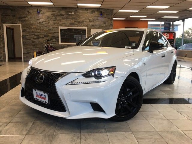 Photo 2015 Lexus IS 250 Crafted Line