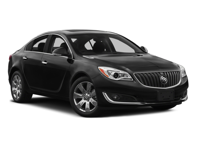 Photo Pre-Owned 2016 Buick Regal Turbo Premium II With Navigation  AWD