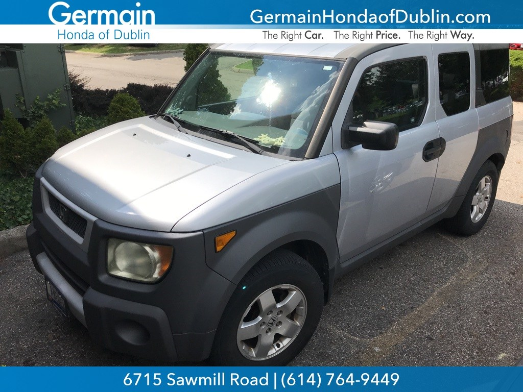 Photo Used 2003 Honda Element EX For Sale Dublin OH  Stock H4195A