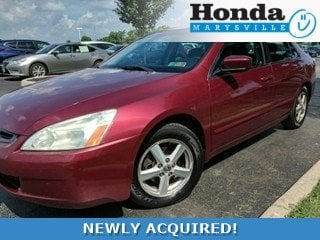 Photo Used 2004 Honda Accord EX Sedan