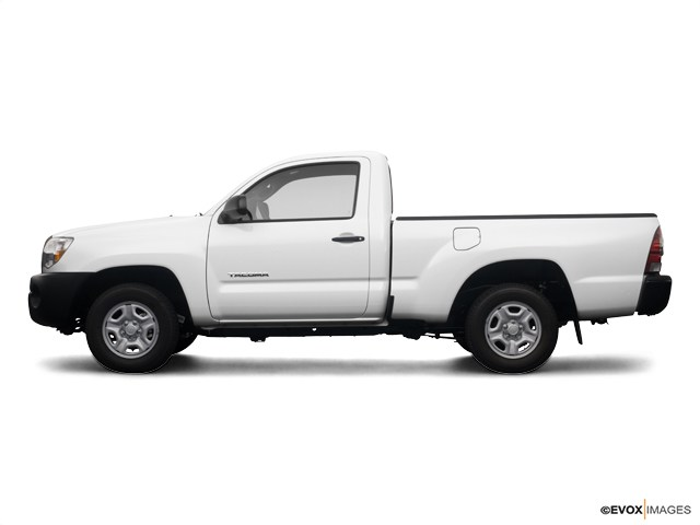 Photo Used 2009 Toyota Tacoma Base Truck Regular Cab 4x4 in Chico, CA
