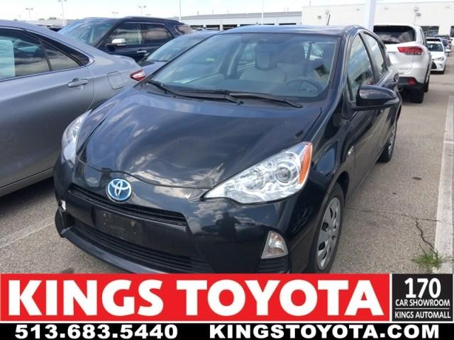 Photo Used 2014 Toyota Prius c One Hatchback in Cincinnati, OH