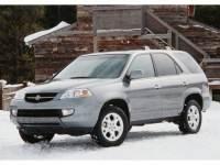 2001 Acura MDX 3.5 Touring w/ Navigation