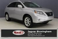 Used 2010 LEXUS RX 350 Base near Birmingham, AL