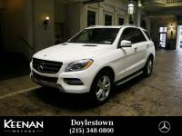 Pre-Owned 2014 Mercedes-Benz M-Class ML 350 AWD 4MATIC®