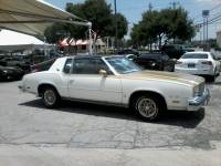 1979 Oldsmobile Cutlass W-30 Hurst Performance Package