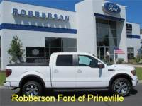 Used 2014 Ford F-150 FX4 4x4 SuperCrew Cab Styleside 5.5 ft. box 145 in Crew Cab Short Bed Truck For Sale Bend, OR